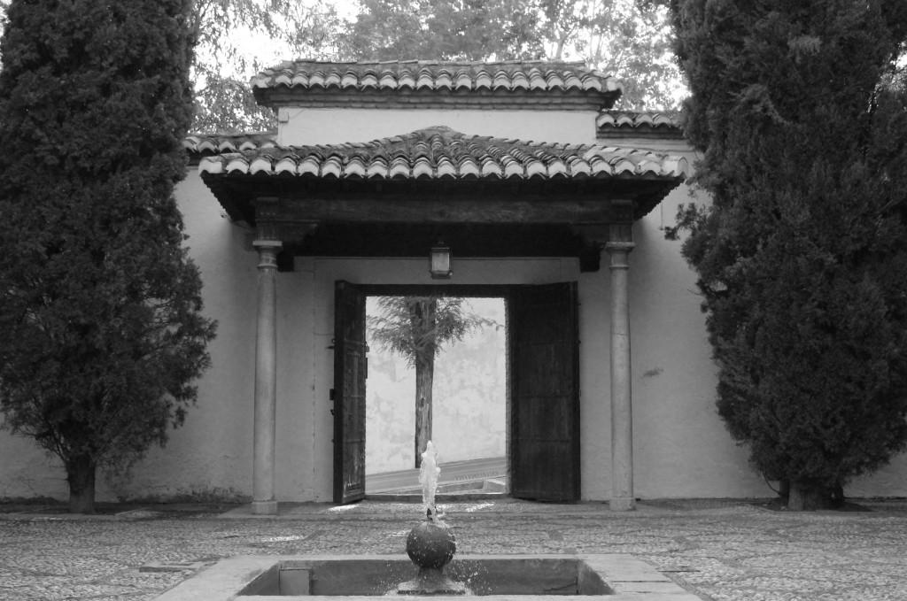 Palacio de los Córdova. Fotografía inspirada en el relato Fractal de soledad. Foto: Álvaro Barbero