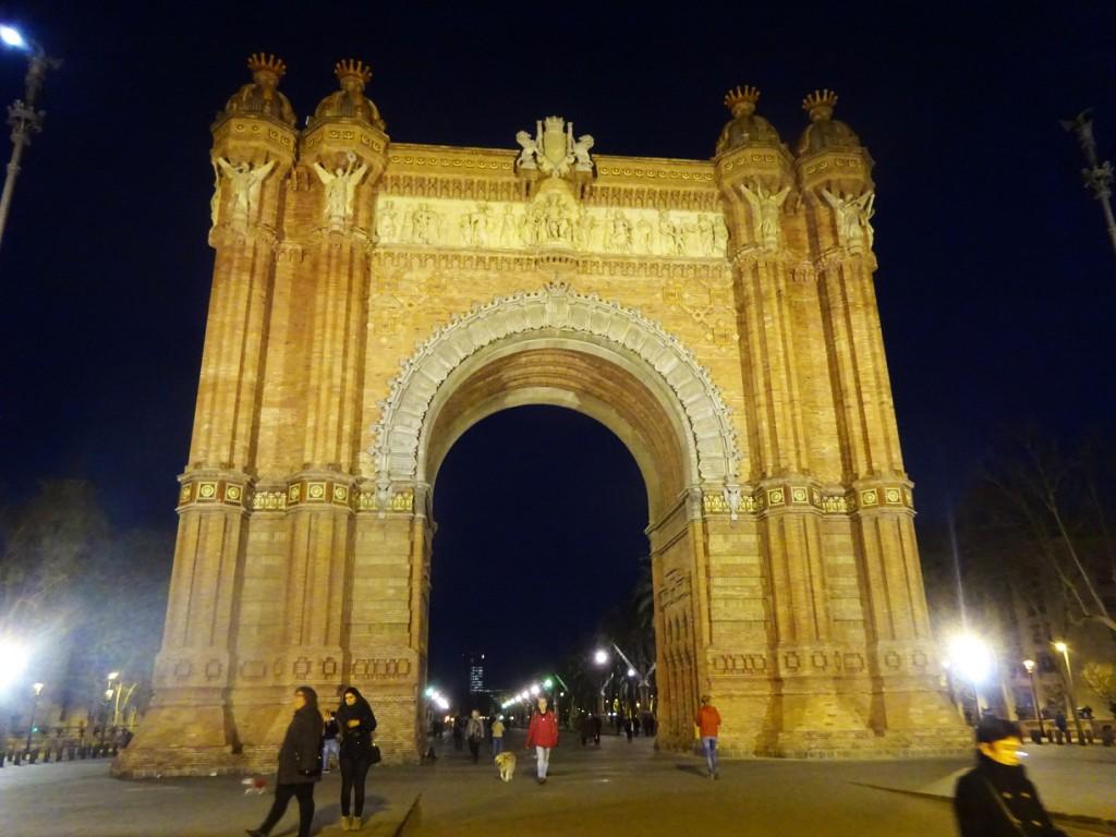 Arc de Triomf. Foto: Cristina Luque