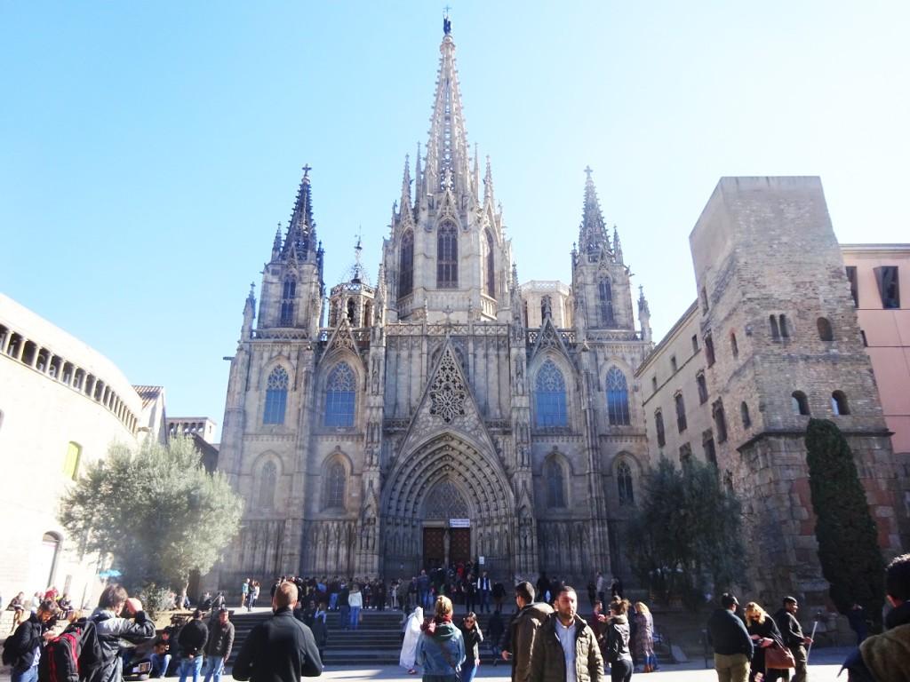 Seu de Barcelona. Foto: Cristina Luque