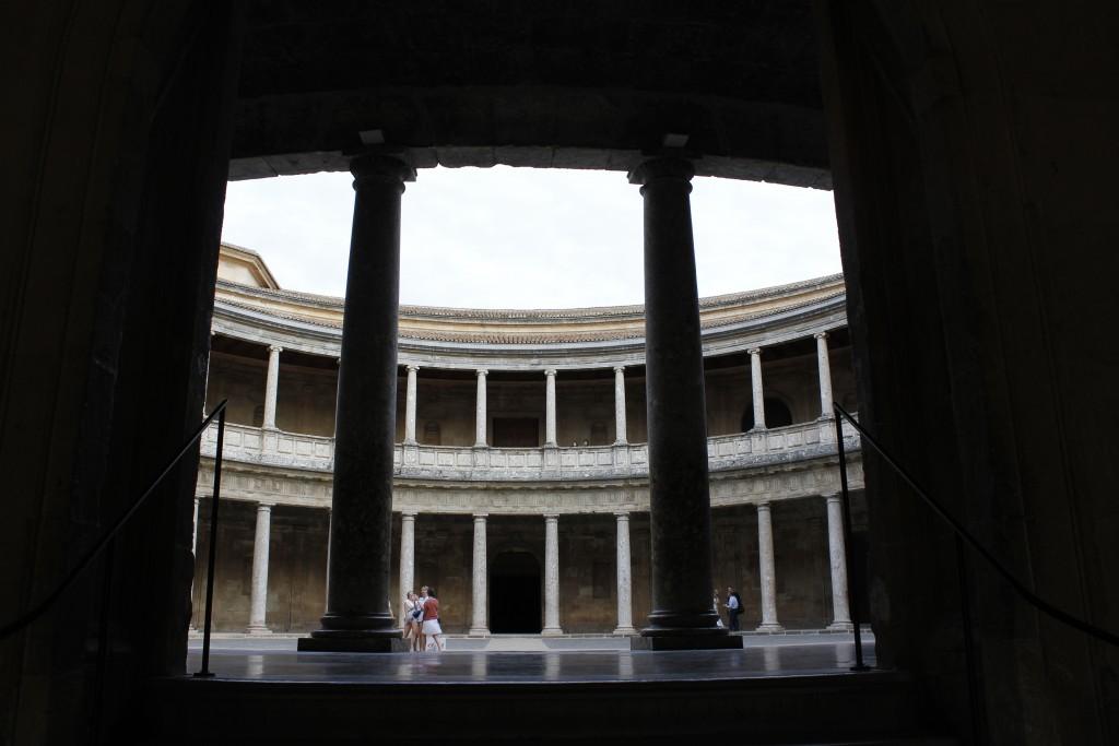 Palacio de Carlos V. Foto: Álvaro Barbero