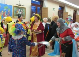 Carnaval intergeneracional en Santa Fe, Granada