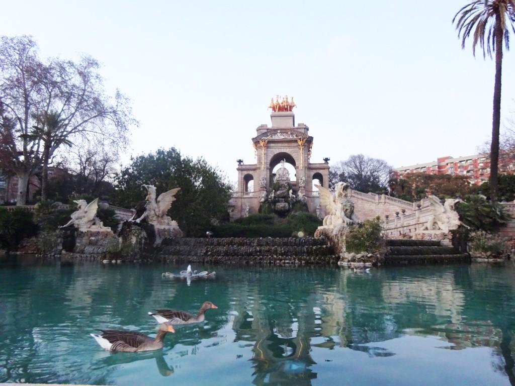 Parc de la Ciutadella. Foto: Cristina Luque