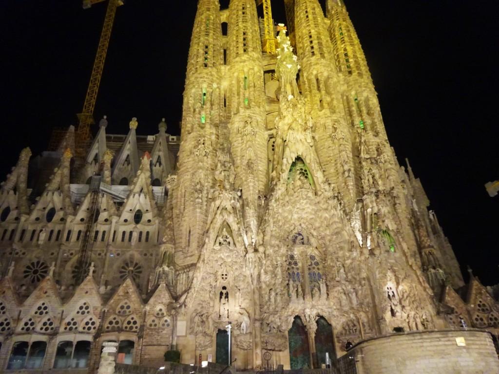 Sagrada Familia. Foto: Cristina Luque