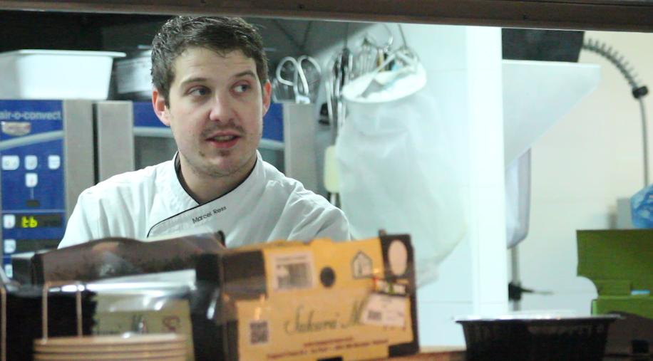 Marcel Ress, ganador de la tercera edición de Top Chef. Foto: Cuatro Círculos