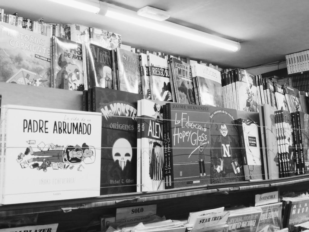 La librería Flash celebra su 30º cumpleaños. Foto: amira Yosef