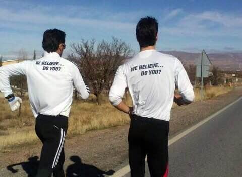 Alberto Amezcua entrena cinco horas diarias. Fotos: Carmen Pérez