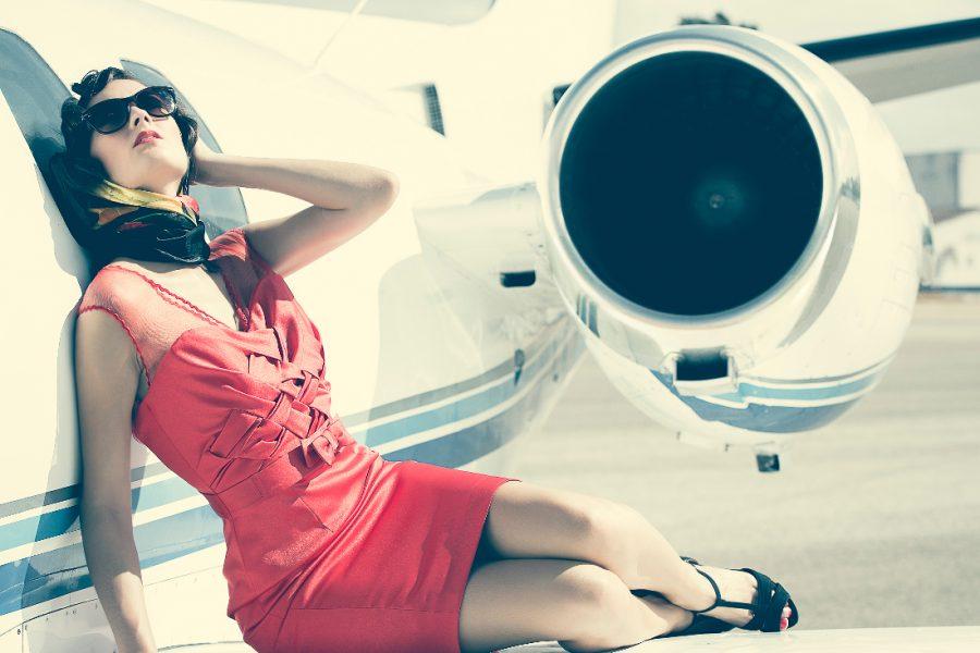 """Imagen de colección """"Love in the air"""". Foto : Claudina Mata"""