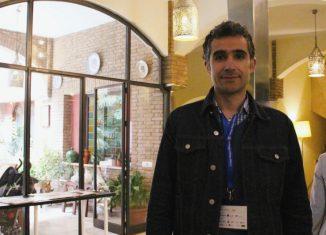Javier Barreira, director de cine de animación
