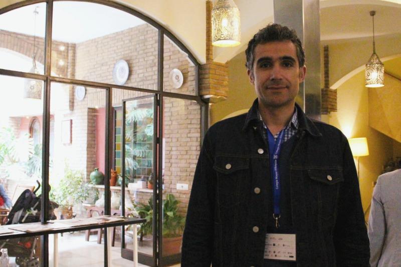Javier Barreira, guionista de cine de animación