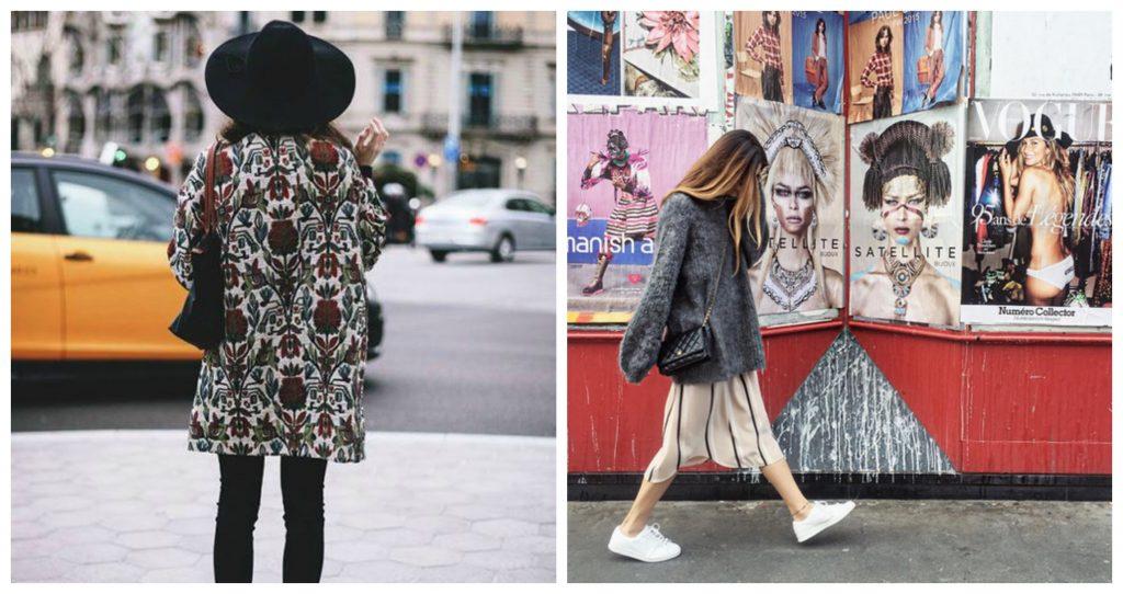 Vuelven los noventa; combinaremos camisetas y vestidos. Fotos: Pinterest, Tumblr y We heart it