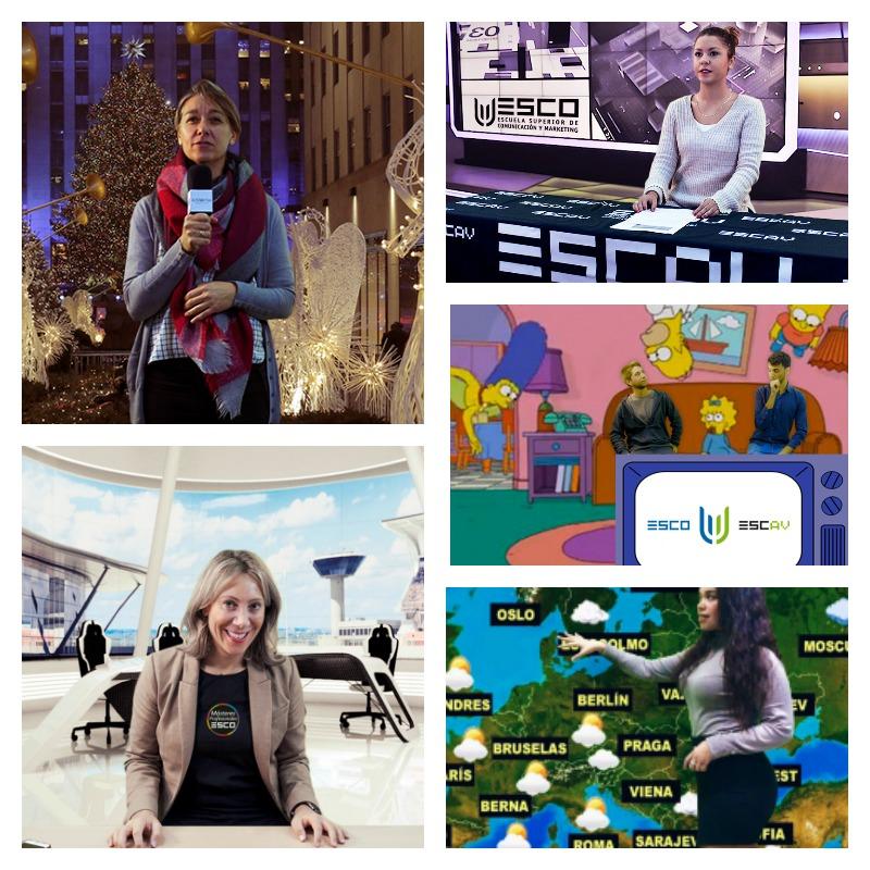 Día Mundial de la Televisión. Fotos: Juan Manuel Ortiz