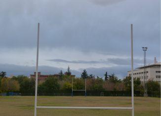 El rugby femenino tiene un referente en el C.D. Universidad de Granada. Foto: Víctor Molina