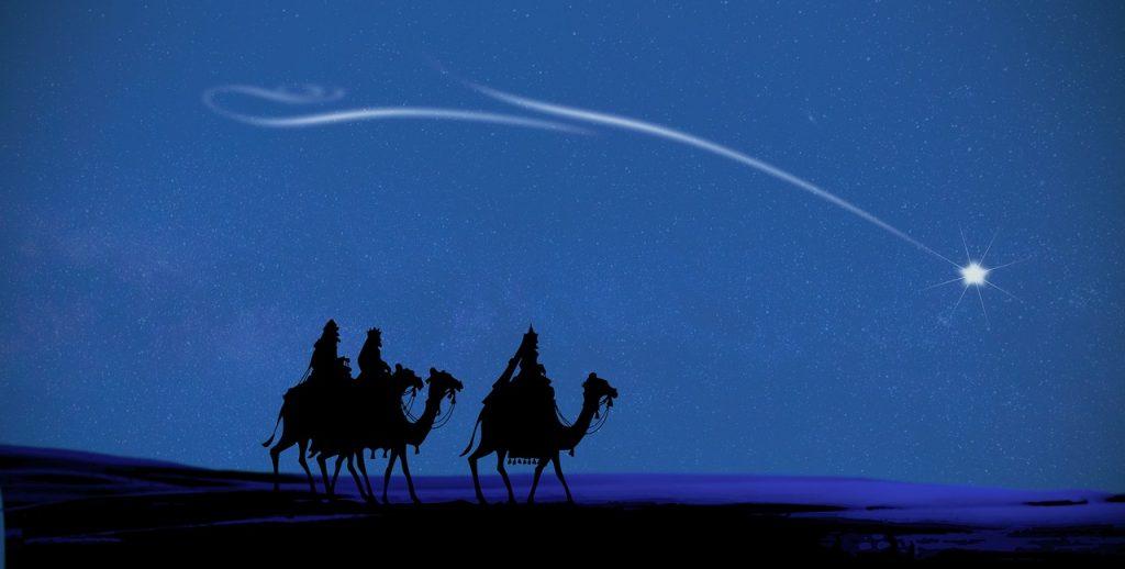 Los Reyes Magos contra Papá Noel