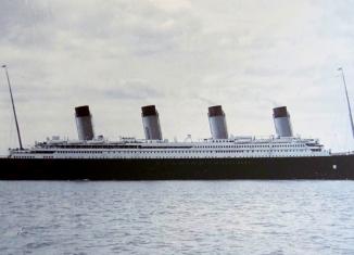 titanic nunca se undió