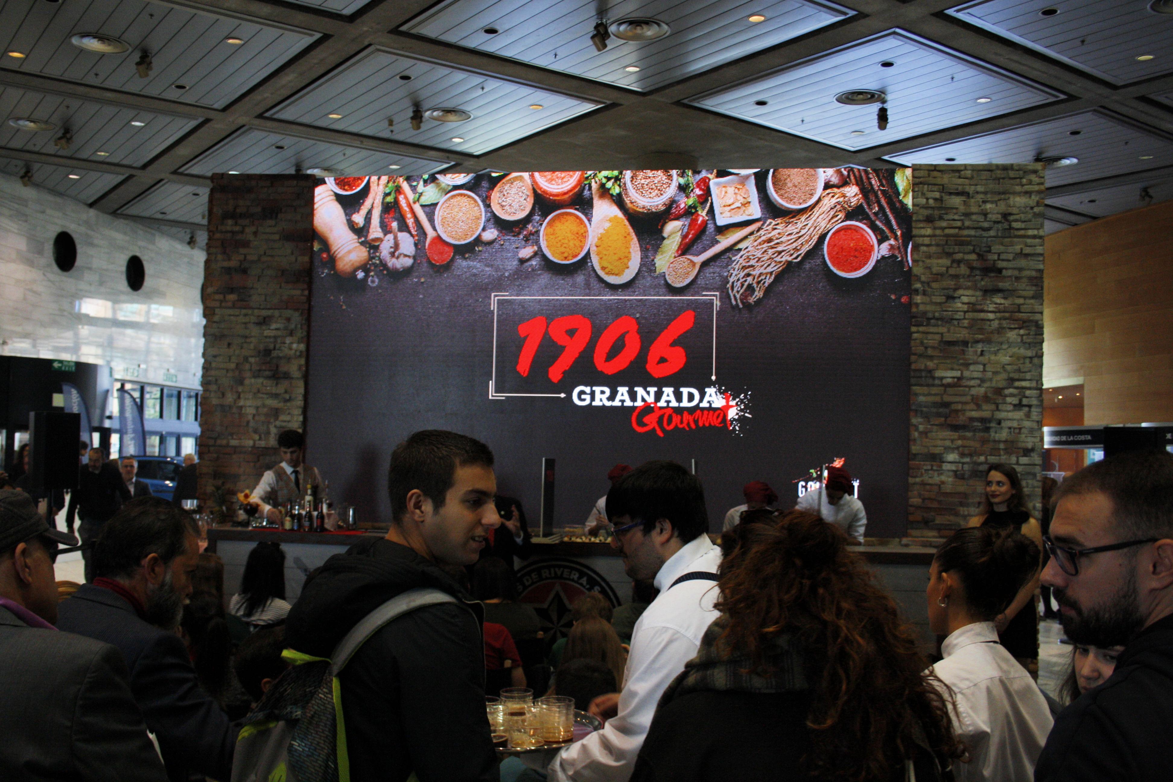Granada Gourmet 2018