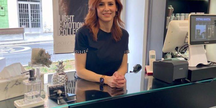peluquería Fátima Martín