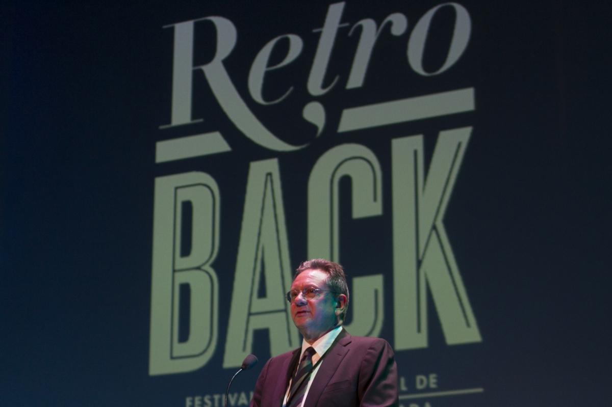 Gala inaugural Retroback 2016