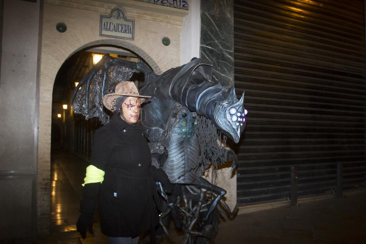 Fotogalería Lovecraft en Retoback. Fotos: Antonio L. Juárez